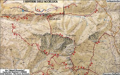 Apri mappa dell'ACCELLICA